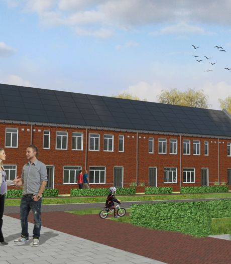 Casade bouwt 19 energiezuinige huurwoningen in Kaatsheuvel