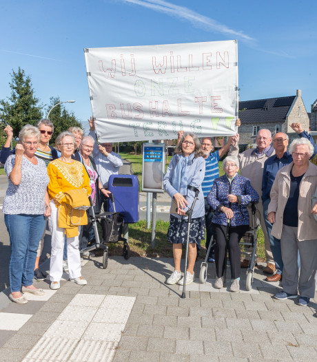 Ouderen in Zwolse wijk Stadshagen slaken noodkreet: 'Wij willen onze bushalte terug'