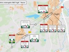 N65-plan gereed; woningen behouden maar niet alle hete hangijzers opgelost