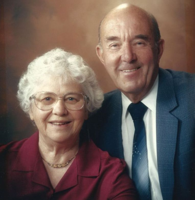 Ron en Mary Bilton.