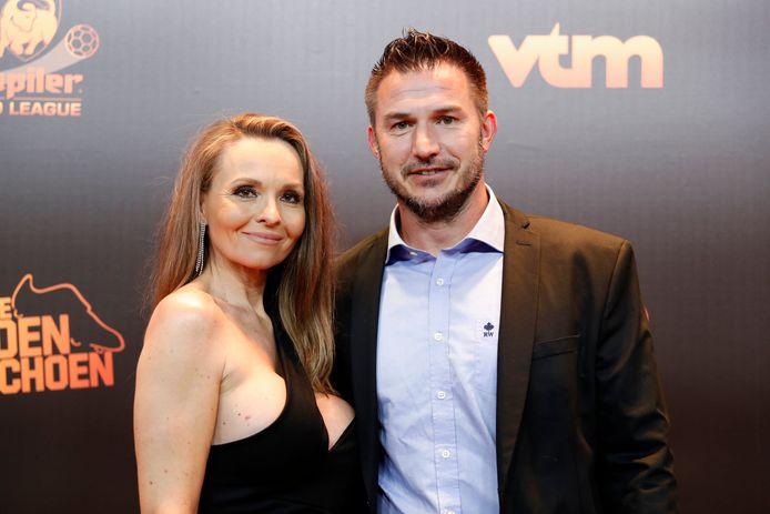 Vanessa et Carl Hoefkens.