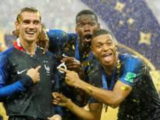 Fotoserie: Dit waren de mooiste foto's van de WK-finale
