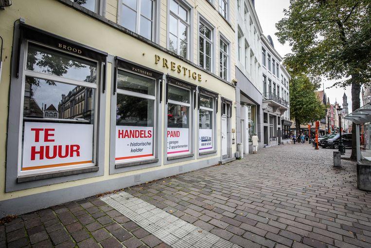 Brugge leegstand: Vlamingstraat