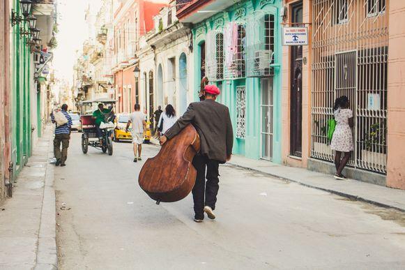 Old Havana in Havana.