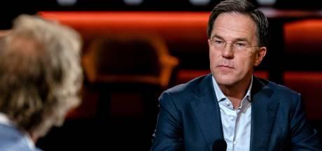Premier Rutte praat voor het eerst over coronacrisis: Steken laten vallen in heftige periode