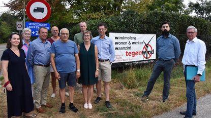 Actiecomité Tegenwind in beroep tegen vergunning windmolens