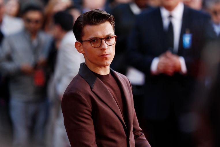 Dat Gwyneth Paltrow niet meer weet dat ze samen met Tom Holland in een film speelt, breekt het hart van de Spider-Man-acteur, zegt hij.