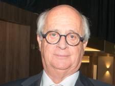 Vlijmenaar Theo Ploegmakers Officier in de Orde van Oranje-Nassau