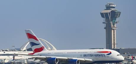 Passagier moest 11 uur op ondergeplaste stoel zitten op vlucht van British Airways