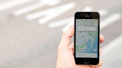 Uber-gebruikers kunnen hun chauffeur voortaan in de app een fooi geven