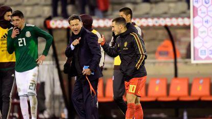 """Mexicaans bondscoach Osorio zag zijn team """"mooie prestatie leveren"""""""