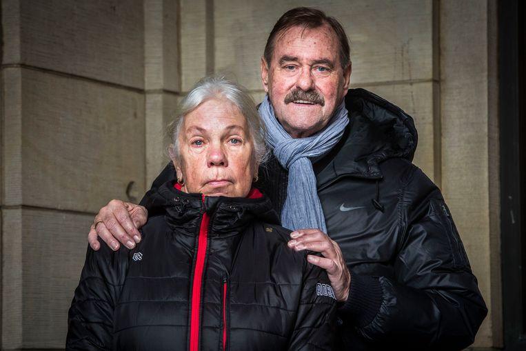 Ria (70) en Wout Doolhof (72).  Beeld Arie Kievit