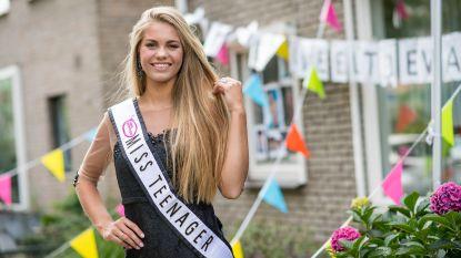 """Rouwadvertentie voor overleden Nederlandse Miss Lotte van der Zee: """"Kom niet in het zwart"""""""
