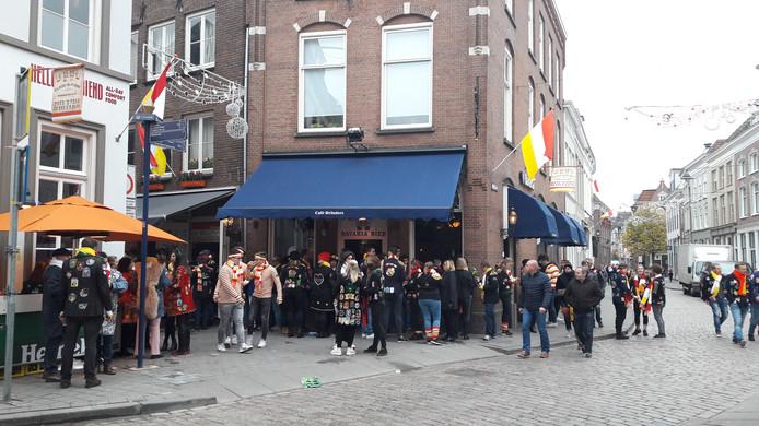 11-11 in Oeteldonk, opening van het nieuwe carnavalsjaar