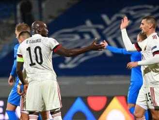 VIDEO. Bekijk hier de goals van Romelu Lukaku in IJsland