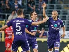 Anderlecht heeft eerste prijs van het seizoen al binnen