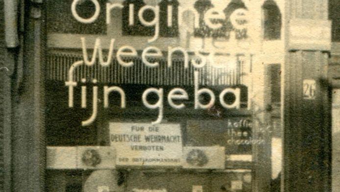 De Wiener Konditorei, 'het postadres van de geheime dienst'.
