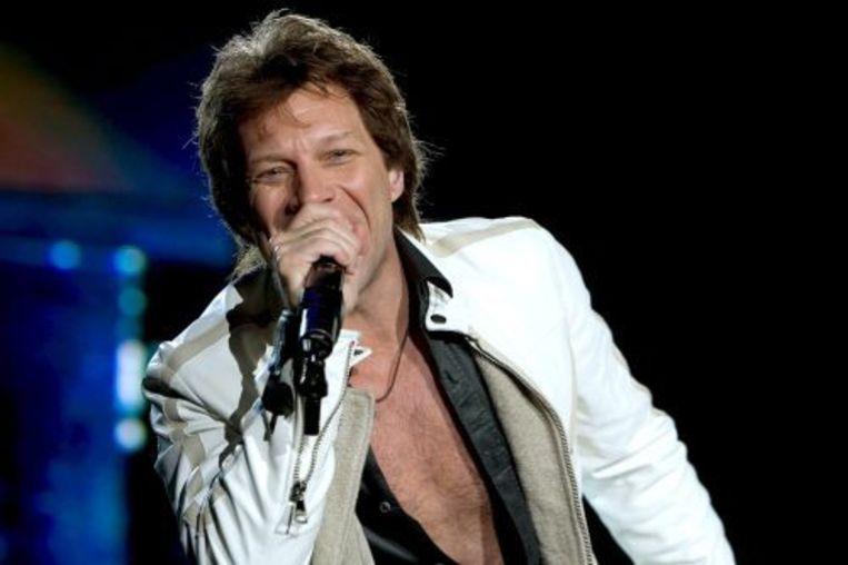 Jon Bon Jovi. ANP Beeld