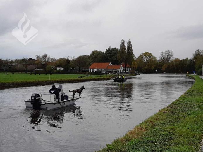 De politie zoekt naar de vermiste Karin Heemskerk in Voorschoten en Leiden