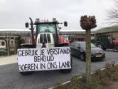 Boerenactie tijdens intocht carnavalsopening in Dongen?