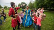 Zo'n 1000 Tongerse kleuters op speeltweedaagse in Pliniuspark