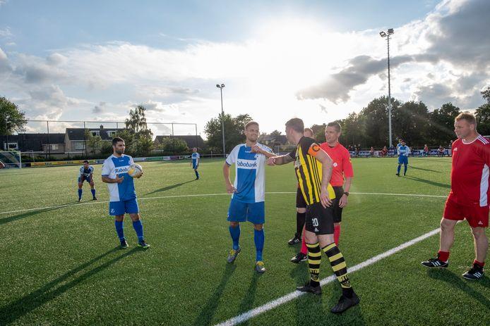 De gemeente Oldebroek doet onderzoek naar een mogelijke verhuizing van voetbalclub WHC naar bedrijventerrein H2O.