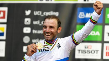 Valverde is wereldkampioen! 'El Imbatido' sprint in Innsbruck naar eerste wereldtitel