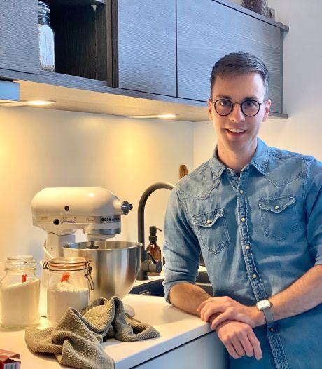 """Gentenaar Jens straalt in nieuwe seizoen van Bake-Off Vlaanderen: """"De wedstrijd heeft me uit mijn comfortzone geduwd"""""""