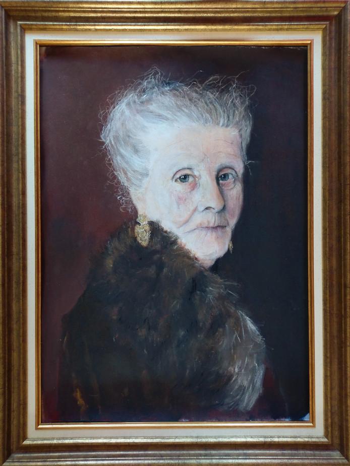 Charlotte van Velzen: Douarière
