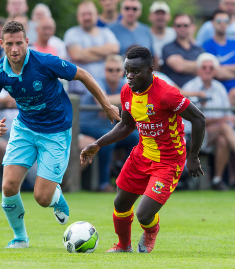 FC Eindhoven ziet geen toekomst voor Eghan in Lichtstad