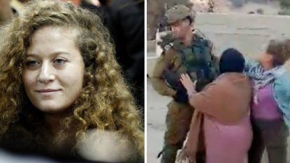 Icoon van de opstand of gewelddadige onruststookster? Ahed Tamimi (17) riskeert jarenlange celstraf voor slagen aan Israëlische soldaten