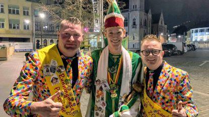 """Sandro doet als enige een gooi naar titel van Prins Carnaval: """"Sinds mijn 18de denk ik na over mijn kandidatuur"""""""