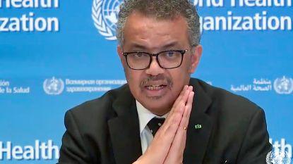 """WHO ziet coronapandemie versnellen: """"Elk verdacht geval moet getest worden, alle nauwe contacten moeten in quarantaine"""""""