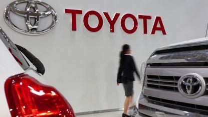 Toyota verkoopt aandelen Tesla