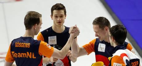 Curlingers blijven verliezen op EK