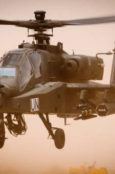 Vanavond weer helikopters boven Rosmalen ondanks klachtenregen