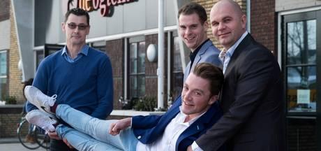 Horeca-echtpaar Houthuijzen ondernemer van 2017 in Duiven