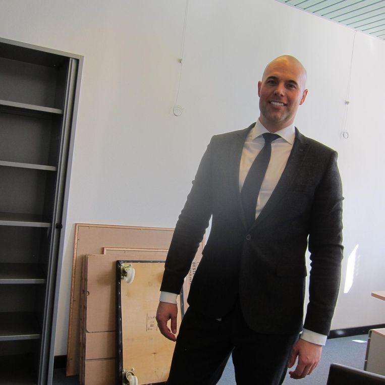 Joram van Klaveren Beeld