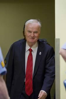 Levenslang voor Mladic om genocide Srebrenica, moord en terreur