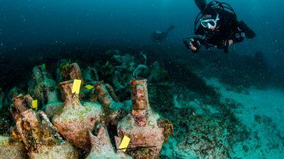 Griekenland vormt scheepswrakken om tot onderwatermusea