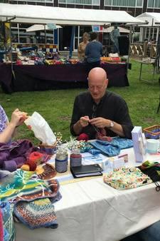 Uit-je Tent festival trekt kampeerders de polder in