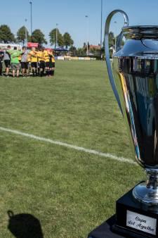 Bestaat de Copa del Agatha volgend jaar nog?
