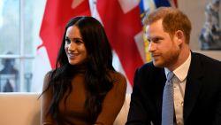 Canada stopt met betalen beveiligingskosten Harry en Meghan