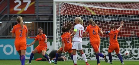 Sherida Spitse goud waard voor winnende Oranje Leeuwinnen