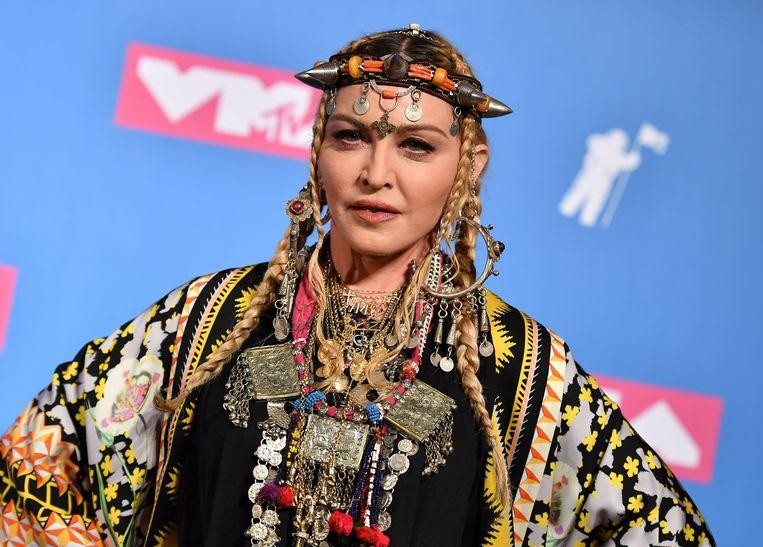 Madonna is geen fan van Instagram