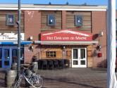 Brand in café Dak van de Markt in Veenendaal aangestoken