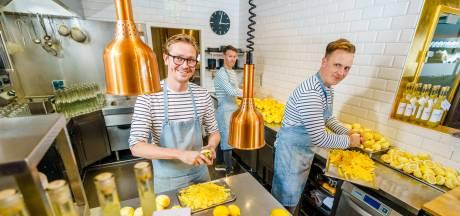 Chefkok restaurant Huson kan de vraag naar zelfgemaakte limoncello amper aan