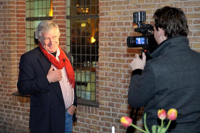 BPA-voorman Hans van Wegen, hier in 2010: ,,Als ze de BPAkunnen beschadigen, zullen ze het niet laten. Ik word wel vaker weggehoond, dat vind ik minimaal interessant'.