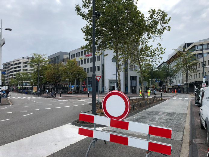 De Vestdijk in Eindhoven gaat op de schop.