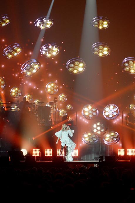 Advies aan fans Céline Dion: Kom vroeg, anders ben je te laat binnen